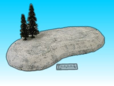 Geländestück Eisdüne 2
