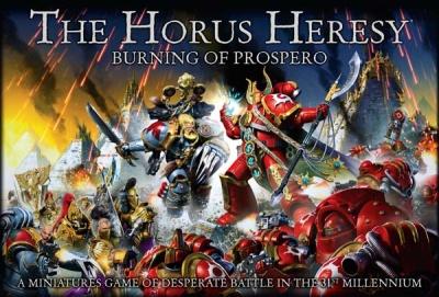 Horus Heresy - Burning Of Prospero