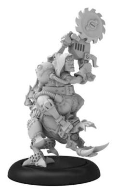 Master Gurglepox - Riot Quest Specialist (metal/resin)