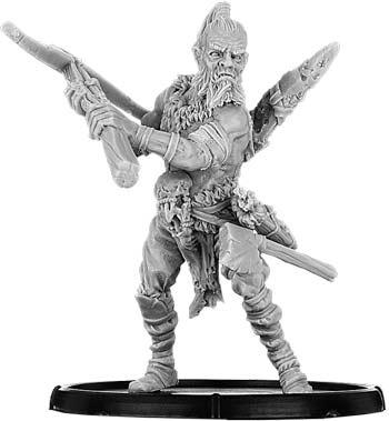Wrad, Oghurithne Hunter Warrior