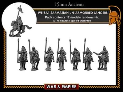 Sarmatian Unarmoured Lancers