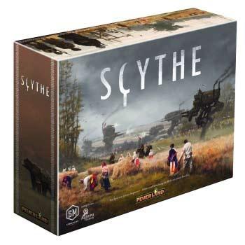 Scythe -deutsch-