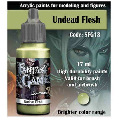 Scalecolor Fantasy 13 Undead Flesh (17ml)