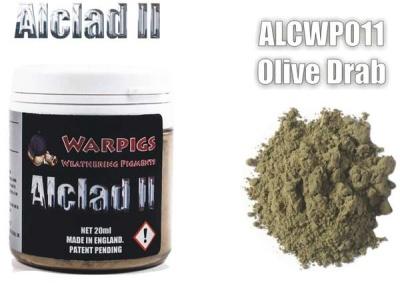 Alclad II PIGMENT: Olive Drab