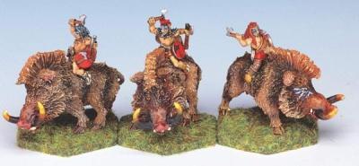 Gar'arryd (3 cavalry)