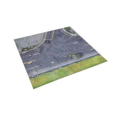 The Walking Dead: Deluxe Mat SUBURBS