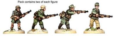 Deutches Afrika Korps Riflemen (4)