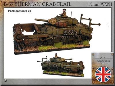 Sherman Crab Flail (3)