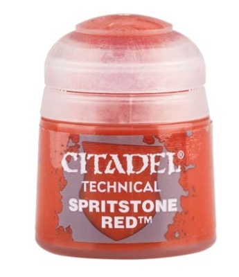 Spiritstone Red (Technical)