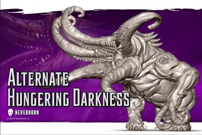 Alt. Hungering Darkness (Limited)