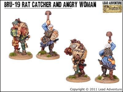 Rat catcher and angry woman (2)