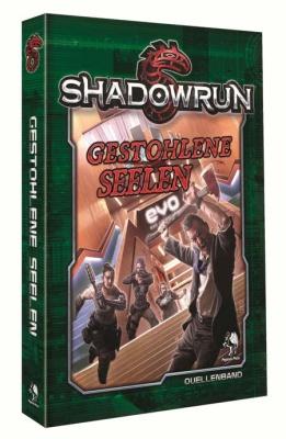 Shadowrun 5: Gestohlene Seelen (Hardcover)