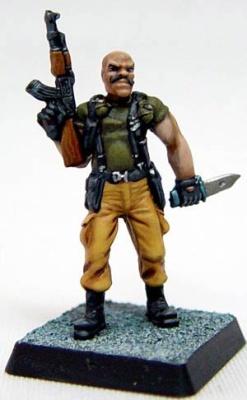 Karl H. Ungus-Terrorist Enforcer