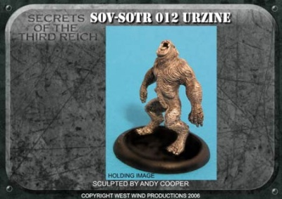 Soviet Urzine/Were Bear (1)