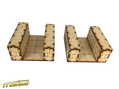 Dungeon Straight Sections (2)