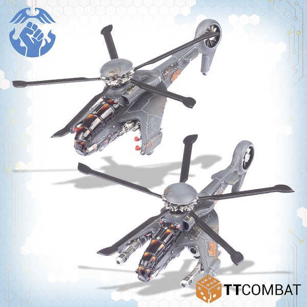 Cyclone Attack Copters