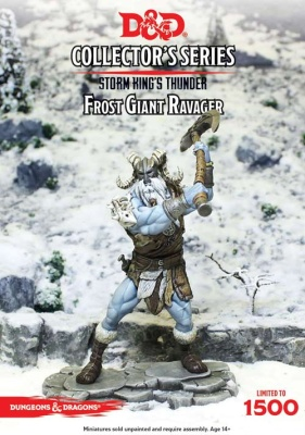D&D: Storm Kings Thunder: Frost Giant Ravager
