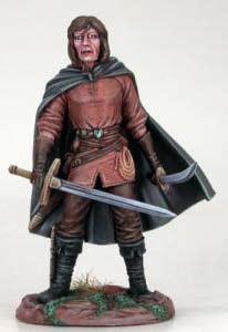 Dieb mit Schwert und Dolch (1)