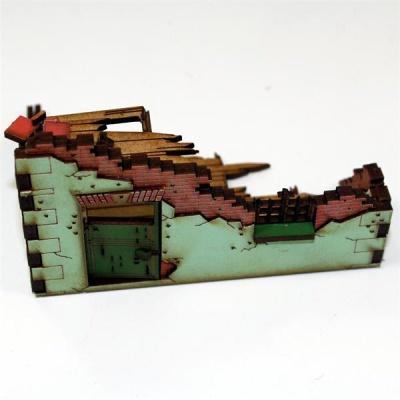 Corner Ruins Type 3