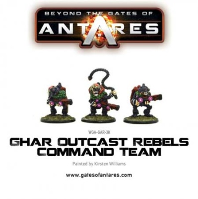 Ghar Outcast Rebels Command Team (3)