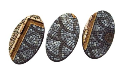 Cobblestone Base, Oval 75mm (2)
