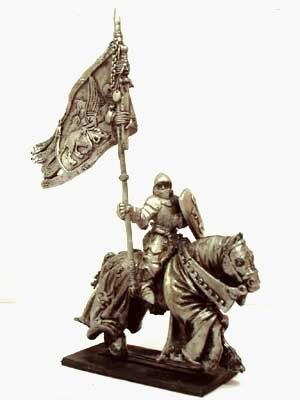Ritter Standartenträger