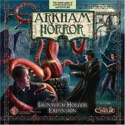 Arkham Horror: Grauen Dunwich