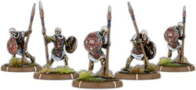 The Dead of Black Barrow, Wihtgar Unit (5x) (OOP)