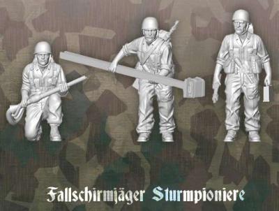 Fallschirmjäger Sturmpionier Unit (3)
