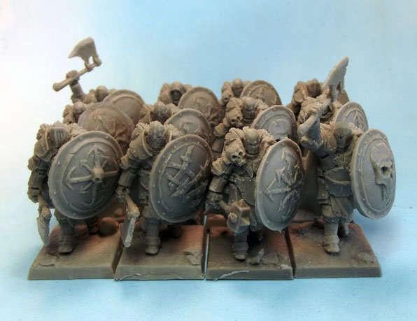 Northern Barbarian Regiment (15)