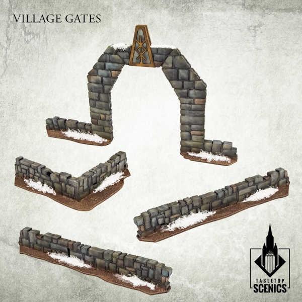 Village Gates