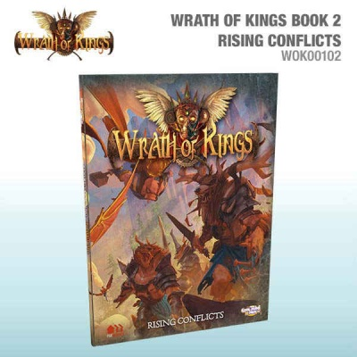 Wrath of Kings - Book 2