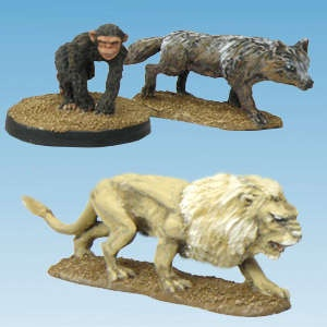 Animal Companions (3)