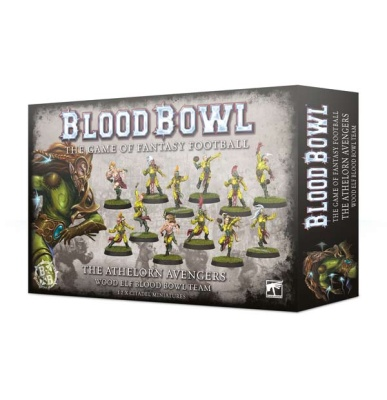 Blood Bowl: Athel Loren Avengers