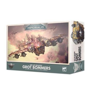 Ork Air Waaagh! Grot Bommers