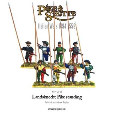 Landsknecht Pikemen mixed (8)