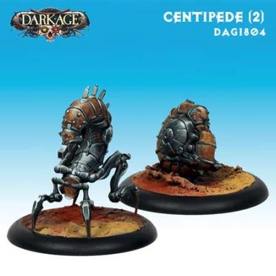 Forsaken: Centipede (2)