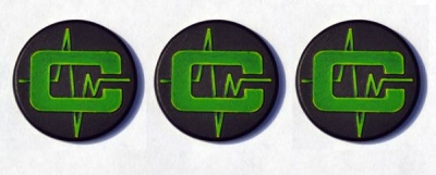 Cybertronic Objective Markers (3)