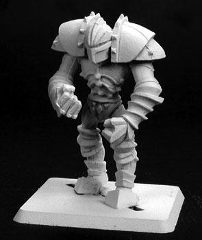 Overlord Onyx Golem