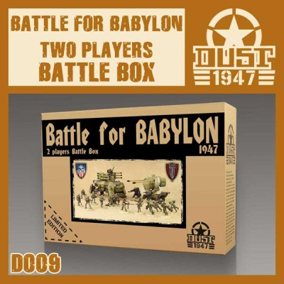 BATTLE FOR BABYLON
