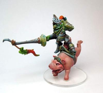 Azetohn (Goblin Knight)