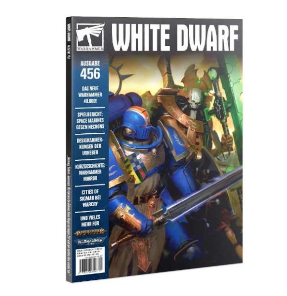White Dwarf 456 September 2020