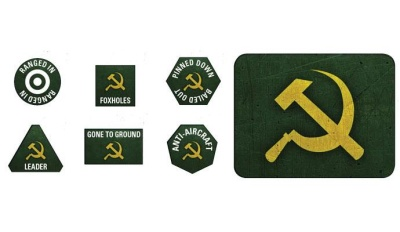 Soviet Tokens and Objectives