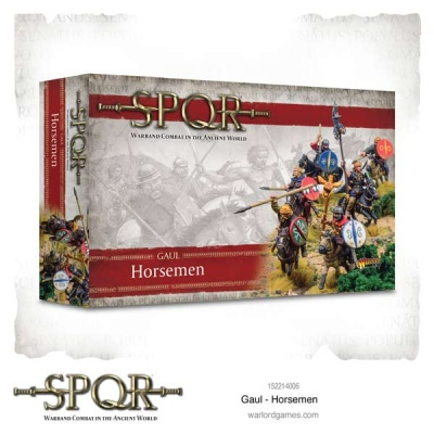 SPQR: Gaul - Horsemen (6)