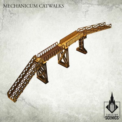 Mechanicum Catwalks