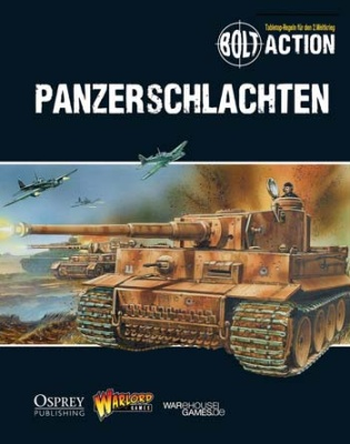 Bolt Action - Panzerschlachten