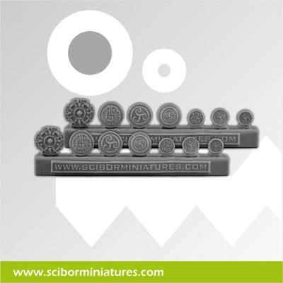 Celtic Small Shields #2 (14)