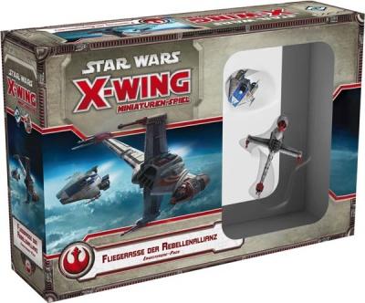 Star Wars X-Wing: Fliegerasse der Rebellenallianz