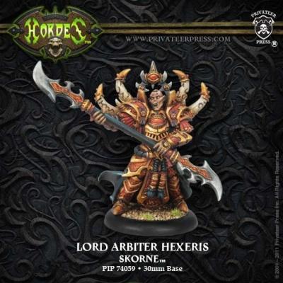 Epic Warlock Lord Arbiter Hexeris