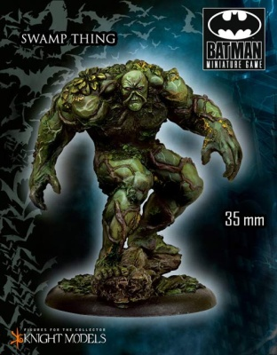The Swamp Thing (1)